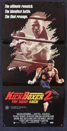 Kickboxer 2 - Movie Poster (xs thumbnail)
