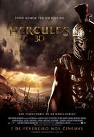 The Legend of Hercules - Brazilian Movie Poster (xs thumbnail)