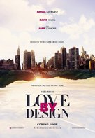 Love by Design - Theatrical movie poster (xs thumbnail)