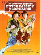 Butch and Sundance: The Early Days - Spanish Movie Poster (xs thumbnail)