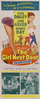 The Girl Next Door - Movie Poster (xs thumbnail)