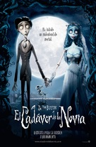 Corpse Bride - Argentinian Movie Poster (xs thumbnail)