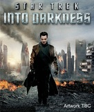 Star Trek Into Darkness - Blu-Ray movie cover (xs thumbnail)
