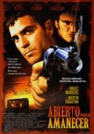 From Dusk Till Dawn - Spanish Movie Poster (xs thumbnail)