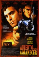 From Dusk Till Dawn - Spanish Movie Poster (xs thumbnail)