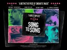 Song to Song - British Movie Poster (xs thumbnail)