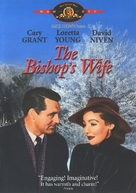 The Bishop's Wife - DVD movie cover (xs thumbnail)