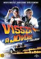 Back to the Future - Hungarian Movie Cover (xs thumbnail)
