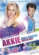 Achtste Groepers Huilen Niet - Belgian Movie Poster (xs thumbnail)