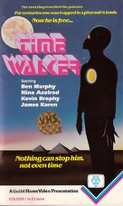 Time Walker - British VHS movie cover (xs thumbnail)
