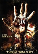Ants - French DVD movie cover (xs thumbnail)