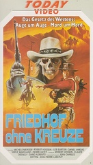 Une corde, un Colt - German VHS cover (xs thumbnail)