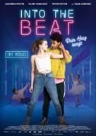 Into the Beat - Dein Herz tanzt - German Movie Poster (xs thumbnail)