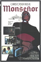 Monsignor - Spanish Movie Poster (xs thumbnail)