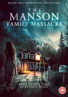The Manson Family Massacre - British DVD movie cover (xs thumbnail)