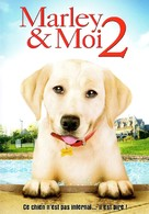 Marley & Me: The Puppy Years - French DVD cover (xs thumbnail)