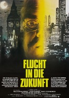 Time After Time - German Theatrical movie poster (xs thumbnail)