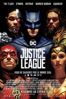 Justice League - Swiss Movie Poster (xs thumbnail)