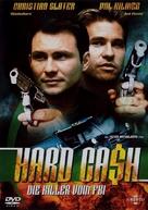 Hard Cash - German DVD cover (xs thumbnail)