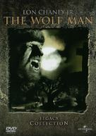 The Wolf Man - German DVD cover (xs thumbnail)