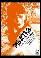 Martha - Portuguese Movie Poster (xs thumbnail)