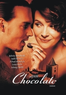 Chocolat - Argentinian Movie Poster (xs thumbnail)