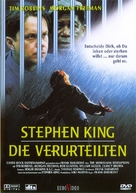 The Shawshank Redemption - German DVD movie cover (xs thumbnail)