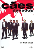 Reservoir Dogs - Portuguese Movie Cover (xs thumbnail)