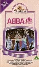 ABBA: The Movie - British Movie Cover (xs thumbnail)