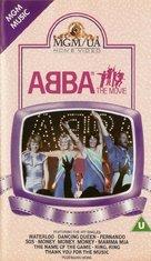 ABBA: The Movie - British Movie Cover (xs thumbnail)