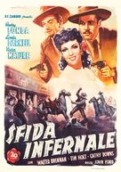 My Darling Clementine - Italian Movie Poster (xs thumbnail)