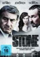 Stone - German DVD movie cover (xs thumbnail)