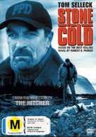 Stone Cold - New Zealand DVD cover (xs thumbnail)