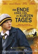 Death of a Superhero - German Movie Poster (xs thumbnail)