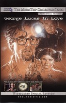 George Lucas in Love - DVD cover (xs thumbnail)