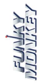 Funky Monkey - Logo (xs thumbnail)