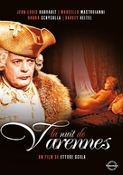 La nuit de Varennes - French DVD cover (xs thumbnail)