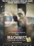 The Machinist - French Movie Poster (xs thumbnail)