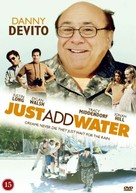 Just Add Water - Danish DVD cover (xs thumbnail)