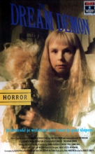 Dream Demon - Dutch VHS cover (xs thumbnail)