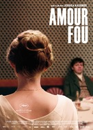 Amour fou - Austrian Movie Poster (xs thumbnail)