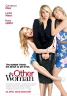 The Other Woman - Dutch Movie Poster (xs thumbnail)