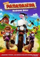 Barnyard - Hungarian Movie Cover (xs thumbnail)