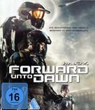 Halo 4: Forward Unto Dawn - German Blu-Ray movie cover (xs thumbnail)