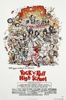 Rock 'n' Roll High School - Movie Poster (xs thumbnail)