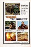 Giù la testa - Advance movie poster (xs thumbnail)