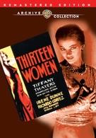 Thirteen Women - DVD cover (xs thumbnail)