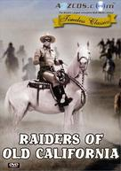 Raiders of Old California - DVD cover (xs thumbnail)