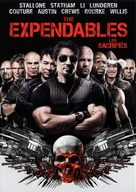 The Expendables - Canadian Movie Cover (xs thumbnail)