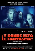 A Haunted House - Chilean Movie Poster (xs thumbnail)